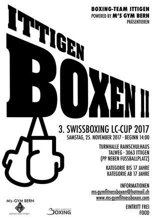 ITTIGEN BOXEN II SA 25.11.2017