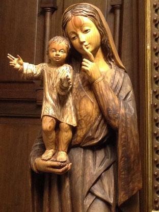 Oración a Santa María del Silencio