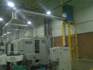 sistemas extracción extractor gummer metal hermosillo