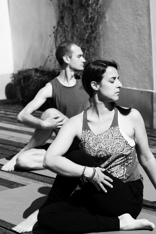 Yoga Oase Mattersburg Burgenland Clara Maier