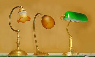 バンカーズランプ テーブルランプ イタリア製 ランプ ホテルランプ アンティーク クラシック 真鍮製 輸入インテリア スティラーズ STILARS