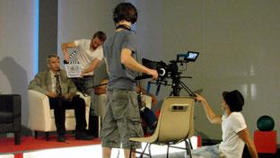 cinéma studio construction de décors courts métrages