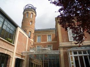 The nest - appartements meublés, location proche de la maison de Jules-Verne à Amiens