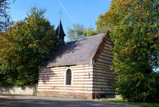 Chapelle de Ménesvillers- Moyencourt-les-Poix