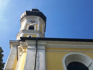 Mühlfeldkirche, Bad Tölz