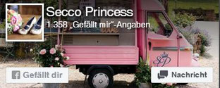 Secco Princess Facebook Button