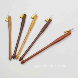 Oblique Penholder für kursive Schreibschriften
