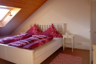 Schlafzimmer für bis zu 2 Personen