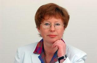 Sabine Horsch, geprüfte Psychologische Beraterin, Managementtrainerin und Ernährungsberaterin