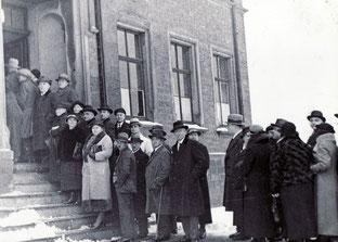 dudweiler, saarland, abstimmungskampf, 1935