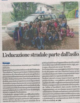 La Provincia di Como - 03/05/2014