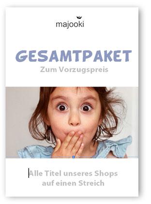 Material für die Grundschule im Gesamtpaket zum Vorzugspreis kaufen.