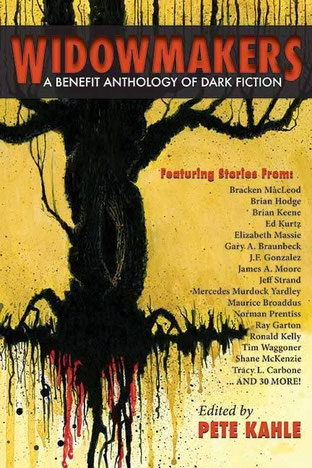The new anthology to benefit author James Newman. Featuring Evans Light's ARBOREATUM, and many, many more. Click image to purchase.