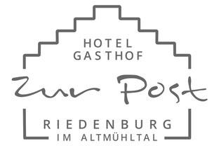Logo Restaurant Hotel Gasthof zur Post Riedenburg