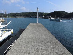 アオリイカの釣り場 下関市 山陰・日本海側