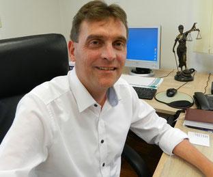 Tobias Büscher, Rechtsanwalt