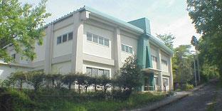 丸火体育館(外観)