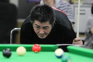 第3戦優勝:田中雅明プロ(JPBA) 写真:タカタアキラ