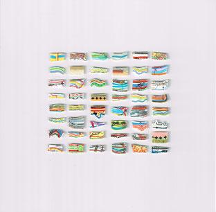Petits composites (15 cm x 15 cm)
