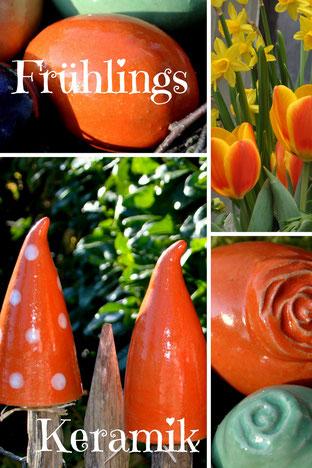 Frühlingskeramik