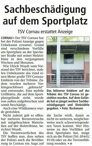 Quelle: Diepholzer Kreisblatt, 03.05.2018