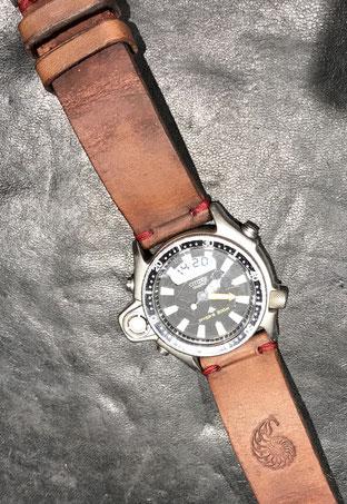 Uhrenarmbänder Anfertigung Leder