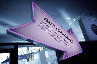 EXPONAT | EVONIK BATTLE OF BRAINS