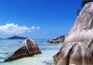 La Digue Seychelles Praslin