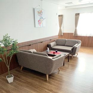 Poire- ポワール-ソファ + LINEA-リネア-リビングテーブル