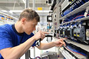 Bild Elektro-Branche