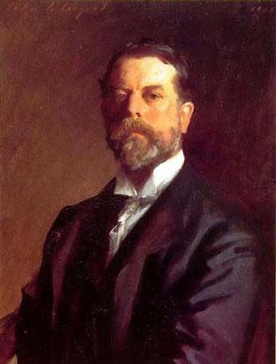 Sargent-John-autoportrait