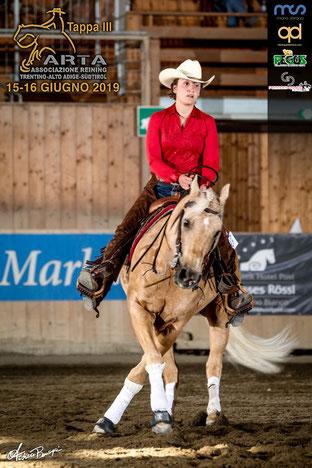 Moroder Nora - Novice Rider 2 mani