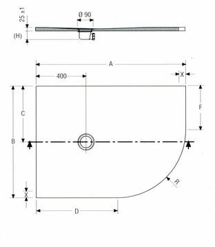 NATURE lange Winkelform R