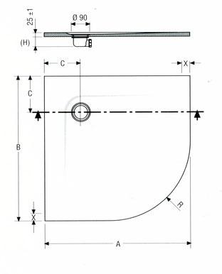 NATURE standard Winkelform