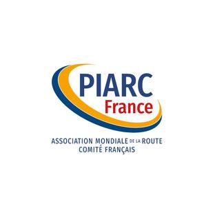 réalisation logo PIARC France