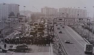 Manifestación 1984