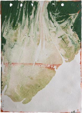 St. Louis I 2012 Temperafarbe 20 x 15 cm