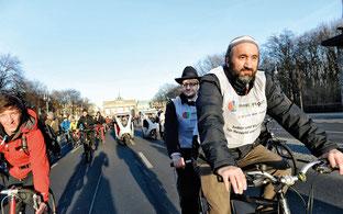 Rabbi und Imam als Tandempartner: Gemeinsam kommt man viel besser voran