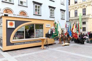Musikverein Aigen im Grazer Dom