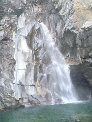Canyoning Tessin