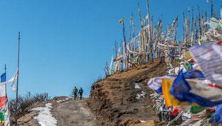 Reise im Winter nach Bhutan