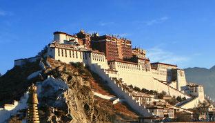 Reise nach Zentraltibet, Nepal und Bhutan