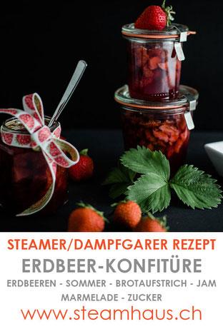 Dampfgarer Rezept: Weisser Spargelauflauf