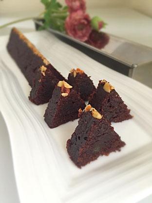 ガトーショコラ(豆腐を使った乳製品不使用)