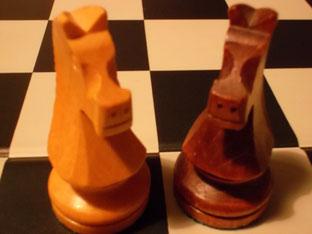 Schach-Springer