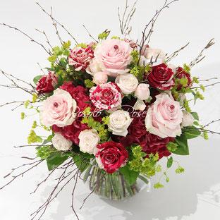 Roses et Hortensia: CHF 95.00