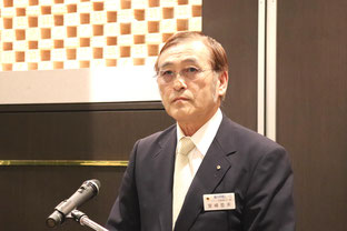 YCE委員長  L. 宮崎 哲夫