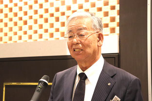CAB準備会会長 L.窪田明規夫