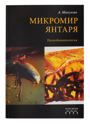 The microcosm of amber, by A.Manukyan