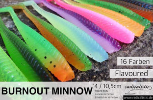 burnout minnow